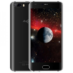 Allcall Rio 3G Smartphone 5.0 inch Android 7.0 MTK6580A Quad Core 1.3GHz 1GB RAM 16GB ROM GPS 3D Curved Glass Screen Dual Rear Cameras GPS Metal Frame