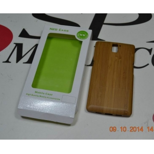 Bamboo Protective back Case for OnePlus One Smartphone