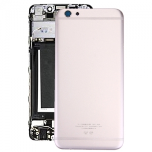 Battery back cover replacement for OPPO R9s
