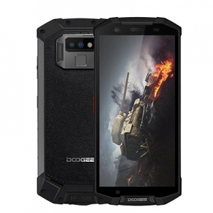 DOOGEE S70 IP68/IP69K Waterproof Game Phone Wireless Charge NFC 5500mAh 12V2A Quick Charge 5.99 FHD Helio P23 Octa Core 6GB 64GB 4G LTE Smartphone