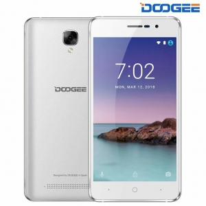 "DOOGEE X10S Dual Sim Smartphone with 5.0"" IPS Display - Android 8.1 1GB RAM  8GB ROM - 2MP+5MP Dual Camera 3360mAh Battery 3G Unlocked Phones"