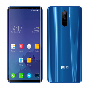 7c620e8a73d Elephone U 4G Smartphone Face ID 5.99 inch 18 9 FHD Screen Android 7.1 OS