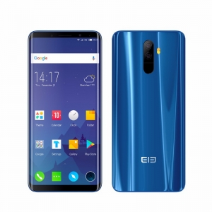 Elephone U Pro Qualcomm Snapdragon 660 Octa Core Android 8.0 6GB 128GB 3550mAh Battery 13.0MP+13.0MP Dual Back Camera 4G LTE Smartphone