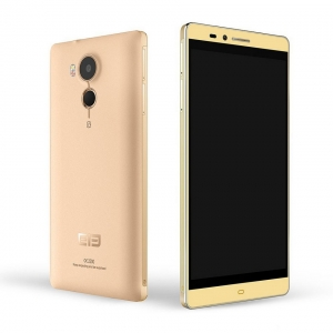 Elephone Vowney Lite 4G Smartphone 5.5 Inch 2560 x 1440 pixels Screen Android 5.1 MTK6795 Octa Core Touch ID  3GB 16GB