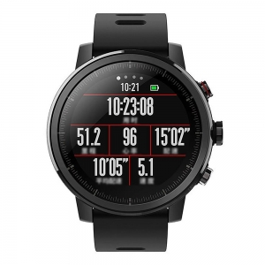 Global Version Huami Amazfit 2 Stratos Smart Sports Watch 2 5ATM Water Resistant 1.34' 2.5D Screen GPS Firstbeat Swimming Smartwatch