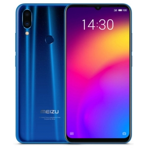 Global Version Meizu Note 9 6.2 Inch 4G LTE 4GB RAM 64GB ROM Smartphone Snapdragon 675  48.0MP+5.0MP Dual Rear Cameras Android 9.0