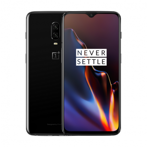 Global Version Oneplus 6T 6GB 128GB Qualcomm Snapdragon 845 Octa Core 20MP+16MP AI Dual Camera 6.41 Inch 2340 x 1080 Optic AMOLED 3700mAh Screen Fingerprint 4G LTE Smartphone***Free Shipping