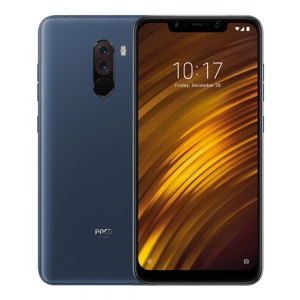 Global Version Xiaomi Pocophone F1 6.18 Inch 4G LTE Smartphone Snapdragon 845 6GB 64GB 12.0MP+5.0MP Dual Rear Cameras MIUI IR Face Unlock Type-C Fast Charge