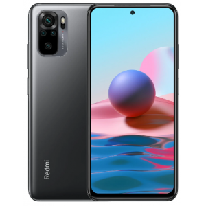 Global Version Xiaomi Redmi Note 10 6GB RAM 128GB ROM 48MP Quad Camera 6.43 inch AMOLED 33W Fast Charge Snapdragon 678 Octa Core 4G Smartphone