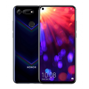 HUAWE Honor V20 Link Turbo 8GB RAM 128GB ROM 25MP+48MP Dual Camera Android 9 OS Octa Core Fast Charge 6.4 Inch 2310 x 1080 4G LTE Smartphone