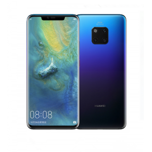 HUAWEI Mate 20 Pro 6GB 128GB 3D Face ID 6.39 Inch Kirin 980 40.0MP+20.0MP+8.0MP Triple Rear Cameras EMUI 9 Type-C NFC IR Remote Control 4G LTE Smartphone