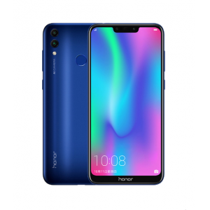 Huawei Honor 8C Play 4GB 32GB 6.26 inch Snapdragon 632 Octa Core 3 Cardslots Android 8.2 OS 4000mAh Battery 4G LTE Smartphone
