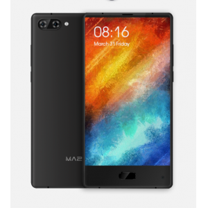 Maze Alpha 4000 mAh Battery MTK Helio P25 4GB RAM 32GB ROM 5MP+13MP Camemra Android 7.0 OS 4G LTE Smartphone