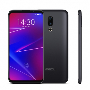Meizu 16X 6GB RAM 64GB ROM 6.0 Inch Snapdragon 710 12.0MP+20.0MP Dual Rear Cameras Android 8.1 In-Display Fingerprint Full Screen 4G LTE Smartphone