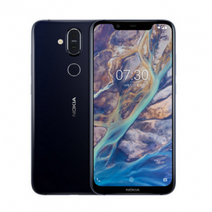 Nokia X7 6GB RAM 64GB ROM Android 8.0 OS Snapdragon 710 Octa Core 6.18 in 2248 x 1080 Triple Cameras 4G LTE Smartphone