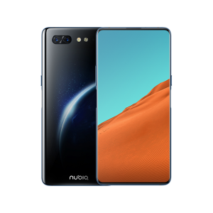 Nubia X 8GB 128GB 6.26 Inch 2280x1080 pixels 19:9 FHD Dual Screen Qualcomm Snapdragon 845 24MP + 16MP 4G LTE Smartphone