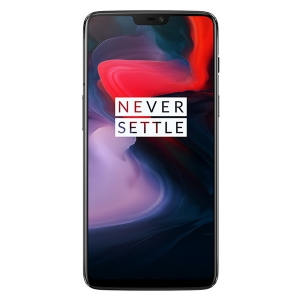 Oneplus 6 8GB RAM 256GB ROM Qualcomm Snapdragon 845 Octa Core 6.28 inch 19:9 Optic AMOLED 20.0MP+16.0MP Dual Rear Cameras Android 8.1 NFC Dash Charge Type-C 4G LTE Smartphone