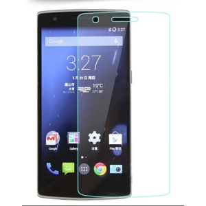 Premium Tempered Glass Screen Protector Screen Guard For Oneplus one Smartphone