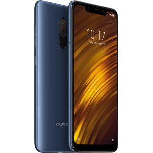 Stock in Spain Warehouse***Xiaomi Pocophone F1 6GB 128GB Qualcomm® Snapdragon™ 845 Octa-core 6.18'' Display 2246 x 1080 FHD+ Face Unlock 4G LTE Smartphone ***Free Shipping