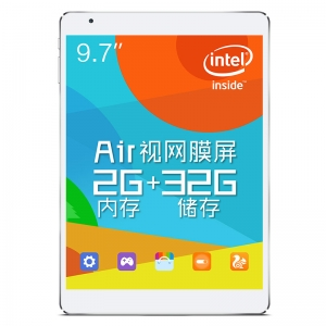 Teclast  X98-AIR-III W32G Tablet PC with Android 5.0 Bluetooth 9.7 Inch 2048*1536 IPS  Retina  Screen Dual Camera 2GB 32GB