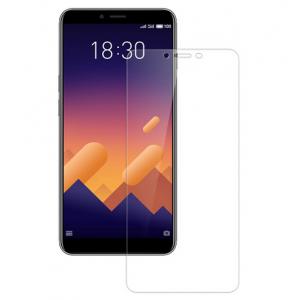 Tempered Glass Screen Protector 2.5D Arc 0.33mm Full Screen Film Transparent Protector for Meizu E3