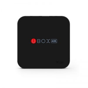 U Box 4K Android TV Box with Android 4.4 Amlogic S812 Quad Core  Bluetooth WiFi 2G 8G