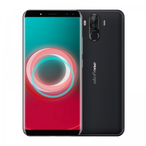 "Ulefone Power 3S 6.0""18:9 FHD+ 6350mAh 5V/3A Android 7.1 Helio P23 Octa Core Face ID Four Cam 4GB 64GB Smartphone"