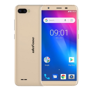 Ulefone S1 Pro 1GB RAM 16GB ROM Face Unlock Android 8.1 MT6739 Quad-core 5.5 Inch 18:9 FWVGA+ 4G LTE Smartphone