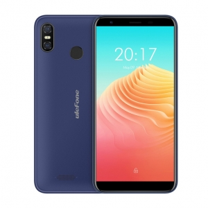 Ulefone S9 Pro 5.5 Inch HD+ Android 8.1 MTK6739 Quad Core 2GB RAM 16GB ROM 13MP+5MP Dual Rear Cameras 4G Smartphone