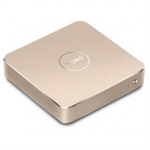 VOYO V1 N3450 Mini PC 4096*2304 Intel Apllo lake N3450 4G RAM 64G SSD HDMI WIFI Win10 TV BOX Multi-language Media Box