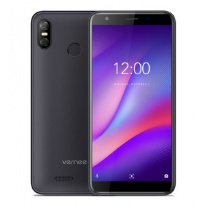 Vernee M3 3GB RAM 32GB ROM 5.5 Inch Face ID Android 8.1 OS Quad Core MTK6739 13MP Camera 3300mAh 4G LTE Unlocked Smartphone