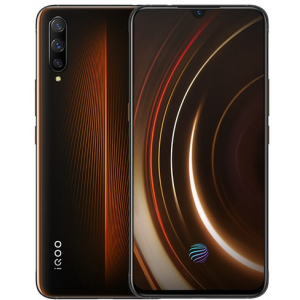 Vivo iQOO 6.41 Inch 4G LTE Smartphone 12GB RAM 128GB ROM Snapdragon 855 12.0MP+13.0MP+2.0MP Triple Rear Cameras Android 9.0 In-Display Fingerprint NFC