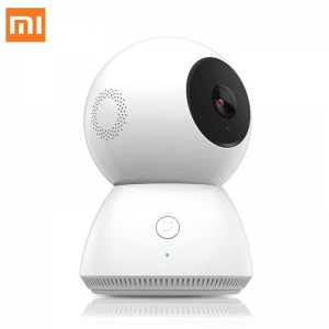 XIAOMI Mijia Mini Smart Home 720P 360 Degree Two Way Audio IP Security Camera Pan-tilt Version Support WiFi Night Vision Motion Detection