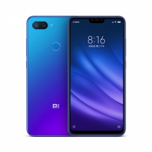 Xiaomi 8 Youth Edition 6GB RAM 128GB ROM Snapdragon 660 AIE Octa Core 24.0MP SONY Camera Fingerprint ID 4G LTE Smartphone