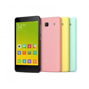 Xiaomi Redmi 2/Hongmi  2 4G LTE Smart Phone with MIUI V6 OS Snapdragon Qualcomm  Quad Core 1.3GHz 4.7 Inch 1280*720 pixels IPS Screen GPS 8.0MP Back Camera 1GB 8GB