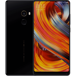 Xiaomi Mi Mix 2 / Mi Mix 2  5.99 Inch 4G LTE Smartphone 6GB/8GB RAM 12.0MP Cam Snapdragon 835 Octa Core Android 7.1 NFC VoLTE Four-sided Curved Ceramic Body