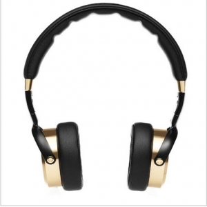 Xiaomi Headphones HiFi Edition Wired Control Headband Earphones Hi-Res Audio Built-in MEMS Microphone Black+Champagne Gold