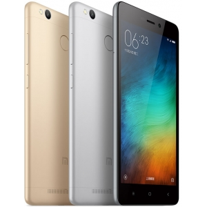 Xiaomi Redmi 3 Pro Smartphone 32GB 3GB 4G LTE 64 Bit Qualcomm Snapdragon 616 5.0 Inch Screen Dual Sim Card 4100mAh Battery Fingerprint