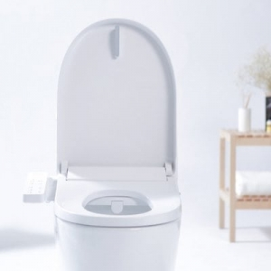 Xiaomi smartmi smart toilet seat water heated filter electronic bidet spray - Bidet heated toilet seat ...