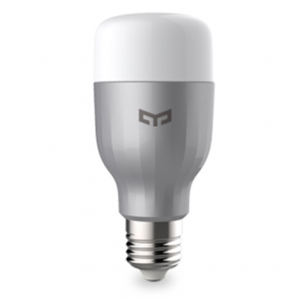 Xiaomi Yeelight RGBW E27 Smart LED Bulb 16 Million Colors 1700 - 6500K WiFi Enabled Work with MIJIA IFTTT Support Open API