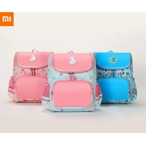 Mijia children bag burden reducing protect spine cute school bag 380g weight for 3-6 years girls boys lovely