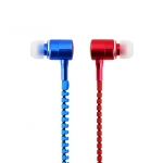 100% Original and New Letv LeEco earphone Style zipper design for Captain America