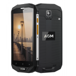 AGM A8 Rugged Android Phone Android 7.0 Dual IMEI 4G Quad Core CPU 3GB/4GB RAM 32GB/64GB ROM 5 Inch IPS Display 13MP Cam OTG  NFC