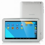 AIWA W960 Tablet PC Android 4.4 OS ATM7029 Quad Core 9.0 Inch 800 x 480 pixels Capacitive Touch Screen WIFI 0.3MP Front Camera 512MB 8GB