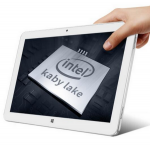 "Alldocube/Cube Mix Plus/i18 2 in 1 Windows10 OS 10.6"" 1920*1080 IPS intel Kabylake 7Y30 Dual Core 4GB RAM 128GB ROM Tablet PC"