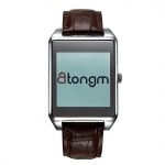 Atongm W013 Bluetooth  Waterproof Smart Watch with 1.6 Inch Touch Screen Pedometer Remote Control Phone Sync for Android/IOS