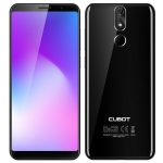 CUBOT POWER Android 8.1 OS 5.99 Inch 2160*1080 pixels IPS 6GB 128GB 6000mAh  Battery 4G LTE Smartphone