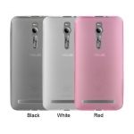 Clear TPU Silicon Back Cover Case For Asus Zenfone 2 5.5'' Cell Phone