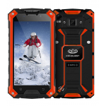 Conquest S6 Rugged Phone  5 Inch HD Display 4G Dual-Band WiFi Android 6.0 IP68 Octa Core CPU Fingerprint NFC