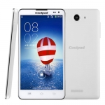 Coolpad 7275 3G Smartphone Dual Cameras 5.5 Inch 854 x 480 pixels TFT Capacitive Touch Screen Android 4.2 MTK6589 Cortex A7 Quad Core 512MB 4GB